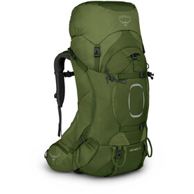 Osprey Aether 55 Backpack, garlic mustard green